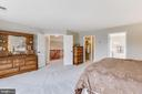 Primary Bedroom - 9696 ANJOU CT, MANASSAS