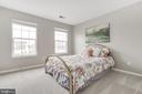3rd Bedroom - 9696 ANJOU CT, MANASSAS