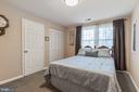 Bedroom #5 Basement - 9729 IRONMASTER DR, BURKE