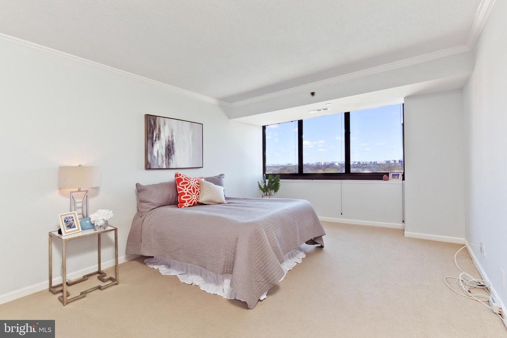 Main Bedroom - 1805 CRYSTAL DR #810S, ARLINGTON