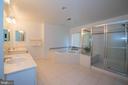 Master Bathroom - Overview - 11413 RAMSBURG CT, NORTH POTOMAC