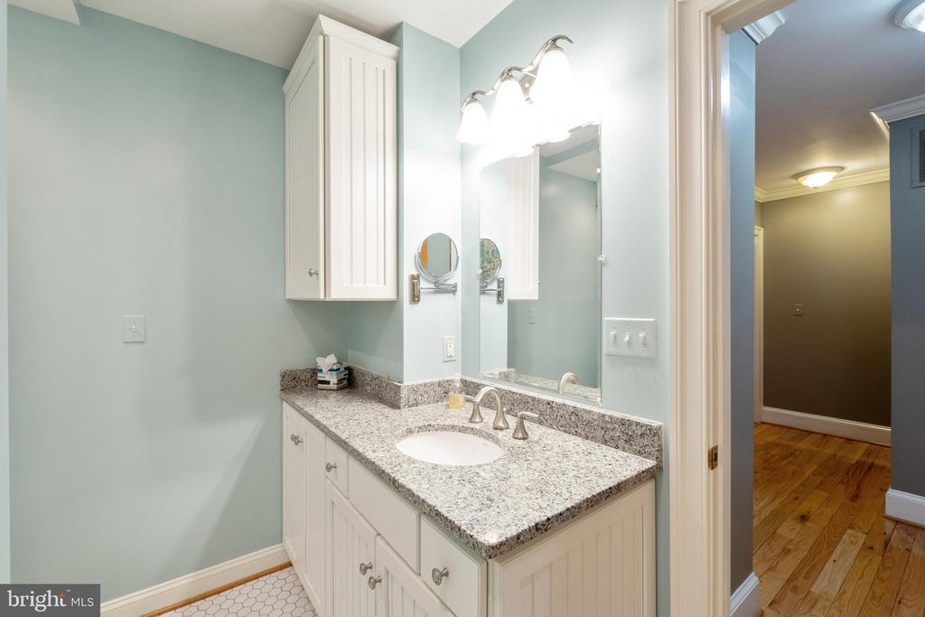 All baths updated - 1244 MONROE ST NE, WASHINGTON