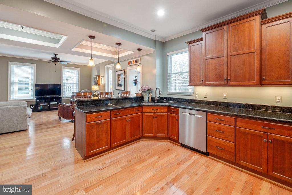 Lots of counter space and a very large pantry - 1244 MONROE ST NE, WASHINGTON