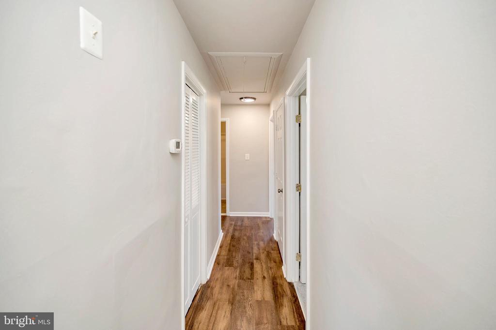 Hallway - 214 FRAZIER ST, FREDERICKSBURG