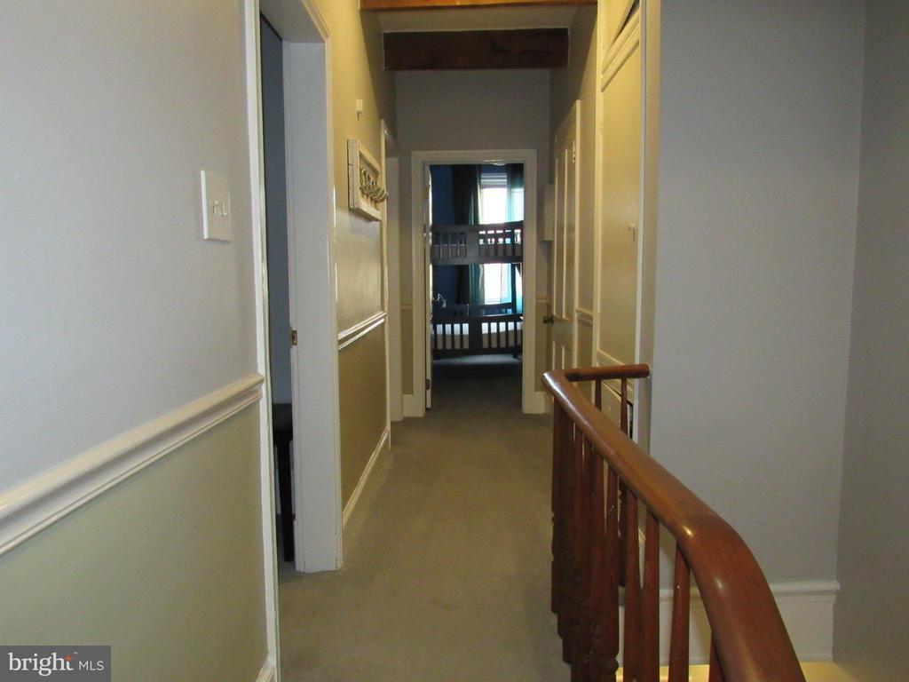 Second floor hallway - 1440 S ST NW, WASHINGTON