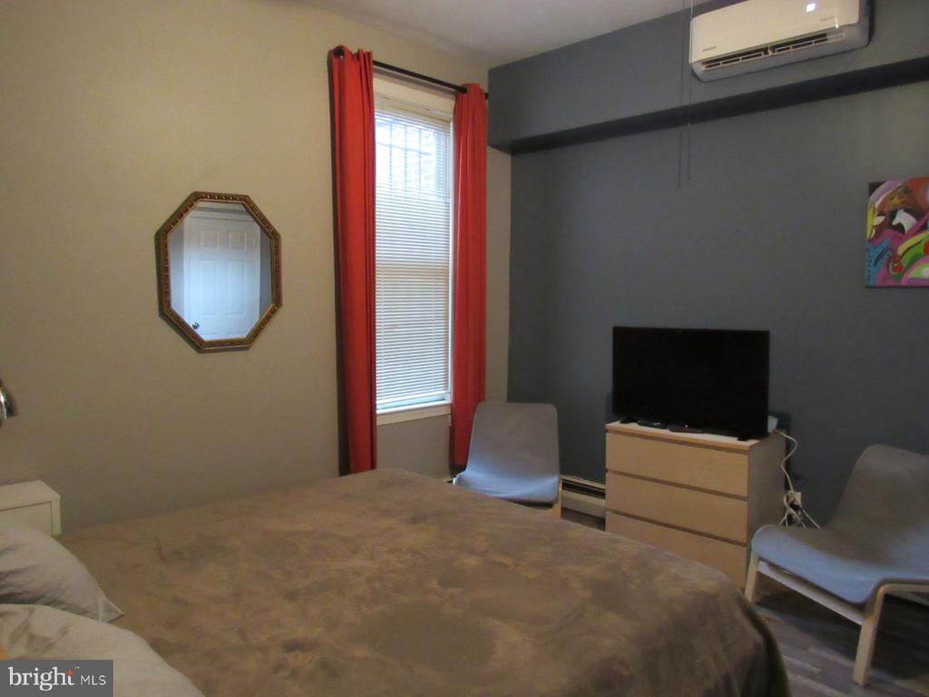 First-floor bedroom - 1440 S ST NW, WASHINGTON