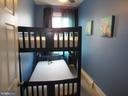Second-floor second bedroom - 1440 S ST NW, WASHINGTON