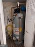 First-floor newly installed hot-water heater - 1440 S ST NW, WASHINGTON