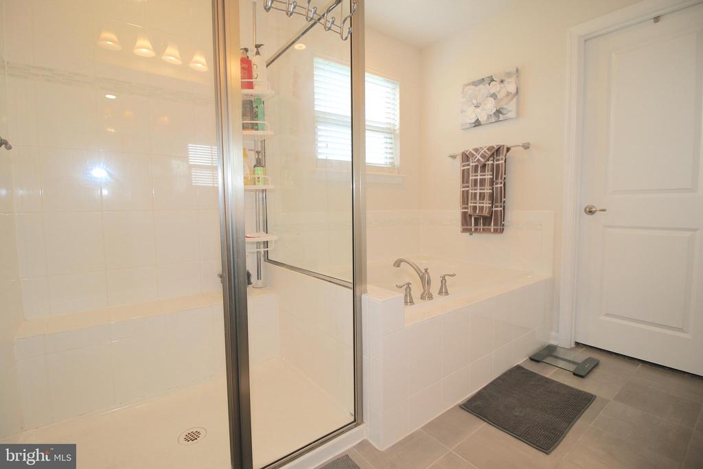 Shower and Tub - 2532 SWEET CLOVER CT, DUMFRIES