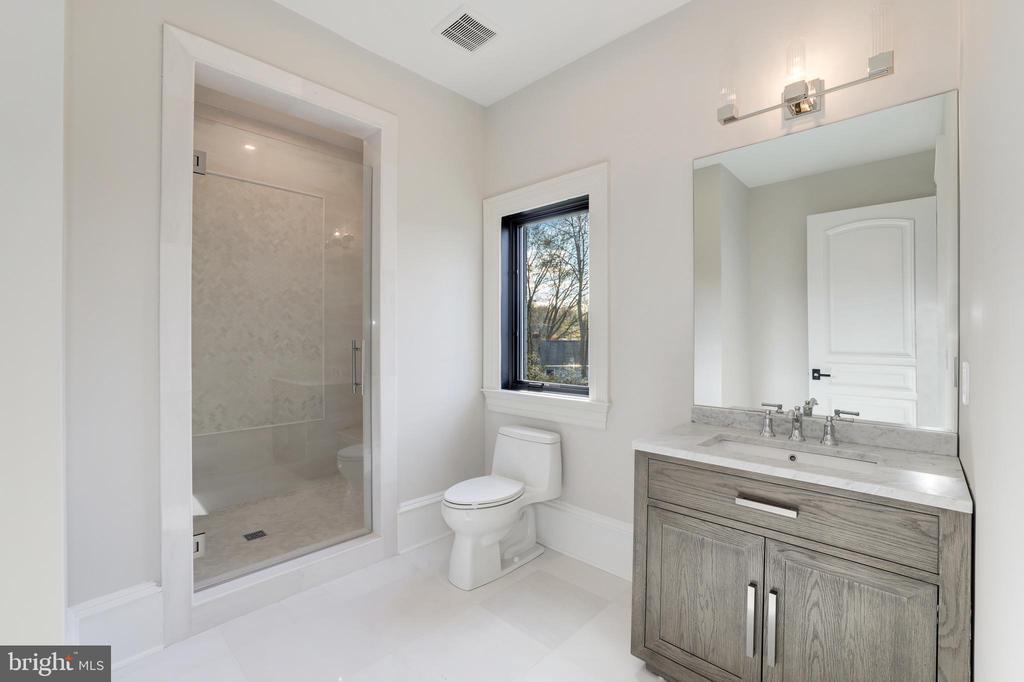 Bath for Bedroom #4 - 1332 MCCAY LN, MCLEAN