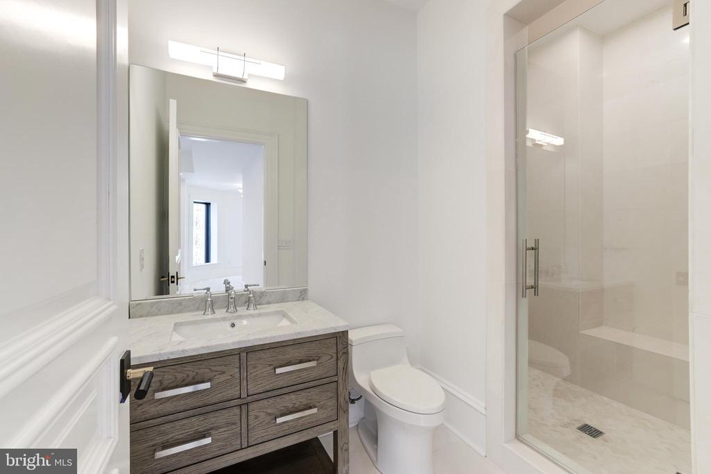 Bath for Bedroom #6 - 1332 MCCAY LN, MCLEAN