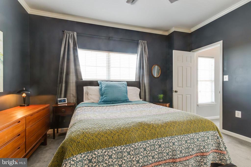 Master bedroom - 21786 JARVIS SQ, ASHBURN