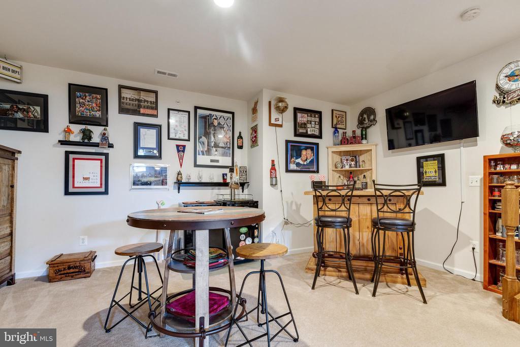 Finished basement - 15659 ALTOMARE TRACE WAY, WOODBRIDGE