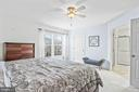 Primary suite includes... - 43191 BURSTALL CT, LEESBURG
