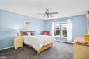 All secondary bedrooms are generously sized... - 43191 BURSTALL CT, LEESBURG
