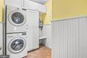 Did I mention...main level laundry/mudroom - 43191 BURSTALL CT, LEESBURG