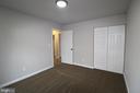 Bedroom #2 - 343 ALBANY ST, FREDERICKSBURG