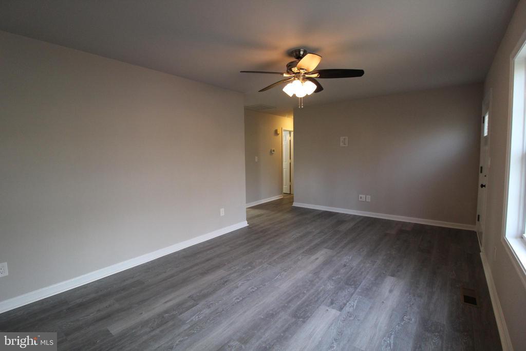 Living Room - 343 ALBANY ST, FREDERICKSBURG
