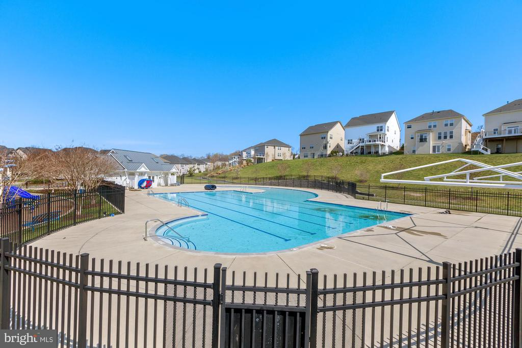 Swimming Pool - 21251 FAIRHUNT DR, ASHBURN