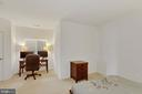 Lower Level Bedroom - 21251 FAIRHUNT DR, ASHBURN