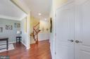 Foyer - 21251 FAIRHUNT DR, ASHBURN