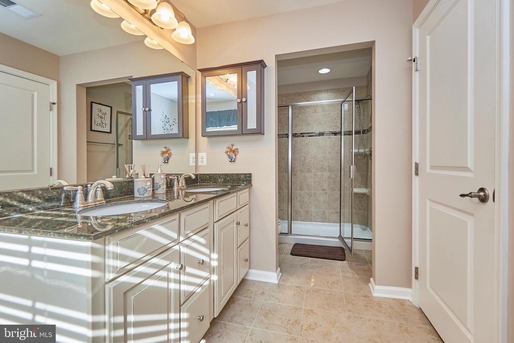 Separate Shower and Tub - 7006 DARBEY KNOLL DR, GAINESVILLE