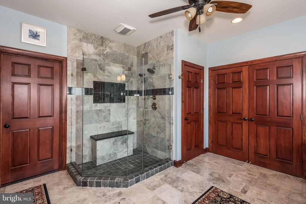 Tile Throughout - 7235 WOODVILLE RD, MOUNT AIRY