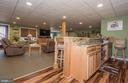 Basement Bar/Kitchen - 7235 WOODVILLE RD, MOUNT AIRY