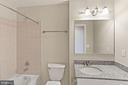 2nd full bath - 3600 S GLEBE RD #310W, ARLINGTON