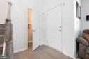 Welcoming foyer - 20261 MACGLASHAN TER, ASHBURN