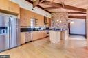 Kitchen - 10535 VALE RD, OAKTON