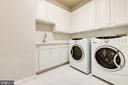 Laundry - 1552 SHELFORD CT, VIENNA