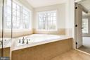 Master Bath - 1552 SHELFORD CT, VIENNA
