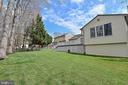 Premium lot.  Large, flat back yard! - 9326 MAINSAIL DR, BURKE