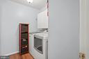 Main Level Laundry Room - 311 ASHTON DR SW, LEESBURG