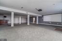 Basement  Entrainment Ready with Screen Projector - 22441 BEAVERDAM DR, ASHBURN