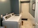 Laundry Room - 4170 MCCLOSKEY CT, CHANTILLY