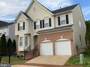 Front from Right - 4170 MCCLOSKEY CT, CHANTILLY