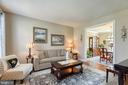 Warm inviting living room - 3 LEGAL CT, STAFFORD
