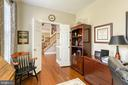 with french doors and wood floors - 3 LEGAL CT, STAFFORD