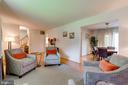 Bright and Cheery Interior - 8800 TRAFALGAR CT, SPRINGFIELD