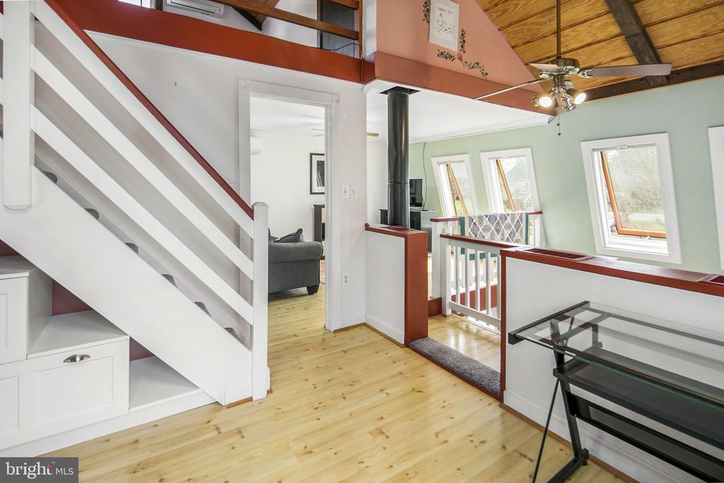 Main level has been completely reconfigured - 15 SUNNY WAY, THURMONT