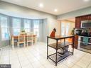 Kitchen - 16078 DEER PARK DR, DUMFRIES