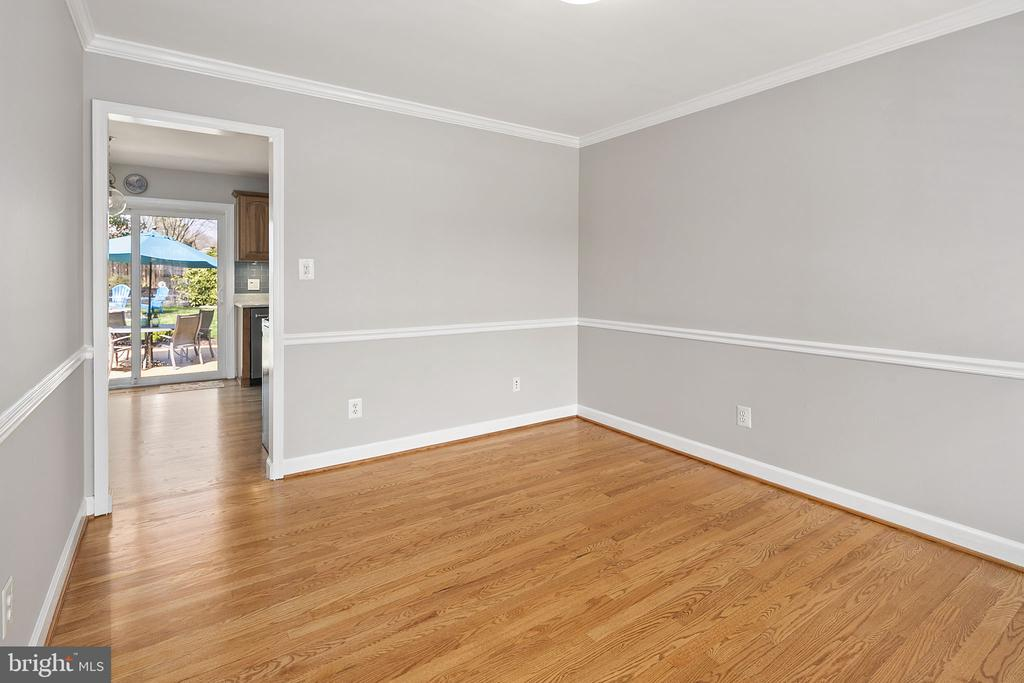 Space for a home office or play area - 9611 GLENARM CT, BURKE