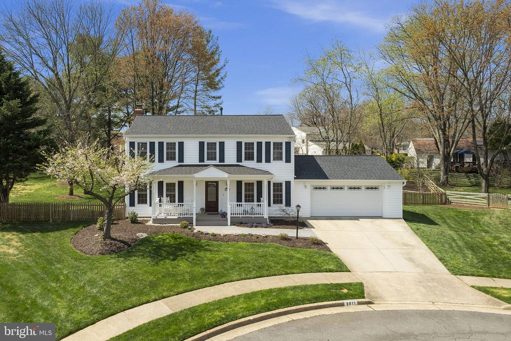 This is the place you have been waiting for - 9611 GLENARM CT, BURKE