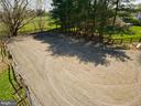 Sand rubber riding ring - 35951 ASHBY FARM CIR, HILLSBORO