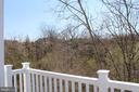 Balcony View - 12914 CHURCHILL RIDGE CIR #6-C, GERMANTOWN