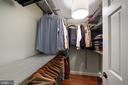 Walk-in Closet #2! - 1500 N KENILWORTH ST, ARLINGTON