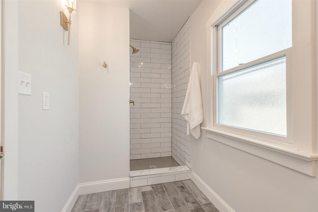 Upper Hall Shower - 31 E LINDEN ST, ALEXANDRIA