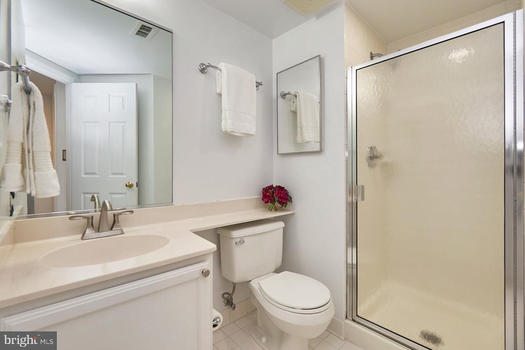 2nd Bathroom - 2400 CLARENDON BLVD #214, ARLINGTON